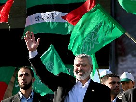 Hamas-Chef Hanija.