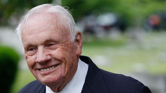 Erster Mensch auf dem Mond: US-Astronaut Neil Armstrong ist tot