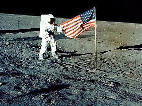 So schnell wird es offenbar kein neues Mond-Programm geben.