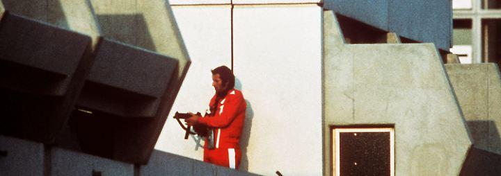 München 1972: Die blutigen Spiele