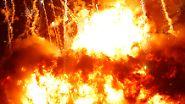 """Zehntausende im Rausch: Das Spektakel des """"Burning Man"""""""
