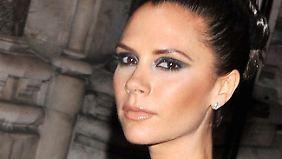 Hat sich als Modedesignerin bereits einen Namen gemacht: Victoria Beckham.