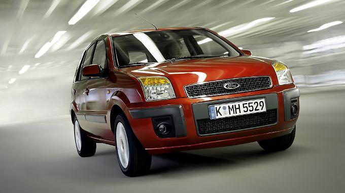 Ein besonders zuverlässtiges Auto: der Ford Fusion.