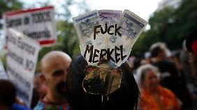 Die Botschaften dürften auch in Berlin nicht gut ankommen.