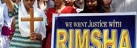 Die christliche Gemeinde in Pakistan hatte sich für Rimsha eingesetzt.
