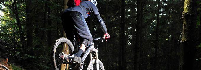 Mountainbikes werden fast gar nicht mehr ungefedert angeboten.