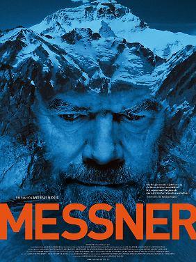"""Kinostart für """"Messner"""" in Deutschland ist der 27. September 2012."""
