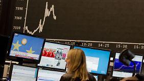 Dax klettert zeitweise auf 14-Monats-Hoch: ESM-Urteil beruhigt Händler