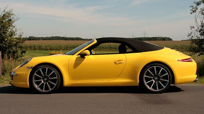 Das neue Cabriodach zeichnet exakt die Silhouette des Coupés nach.