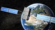 Gedrängel im All: Ein Netz aus 30 Satelliten soll Europäer mit Positionsdaten versorgen.