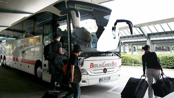 Insbesondere von Berlin aus sind Fernbusse schon heute auf vielen Strecken eine Alternative zur Bahn. Foto: Stephanie Pilick