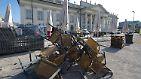 Bronzebaum, Eichen, Laserstrahl: Das bleibt von der documenta