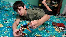 Autismus: In sich selbst gefangen