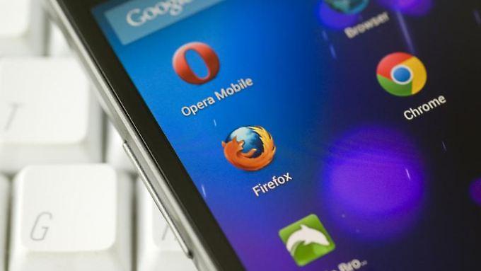 Mozilla will sein Firefox-Betriebssystem als Alternative zu anderen Plattformen wie Android oder Apples iOS aufbauen.