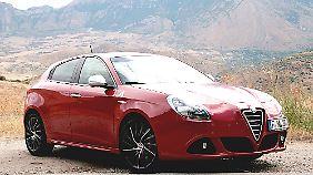Die karge Bergwelt Siziliens wollte Vincenzo Florio mit einem Autorennen beleben.