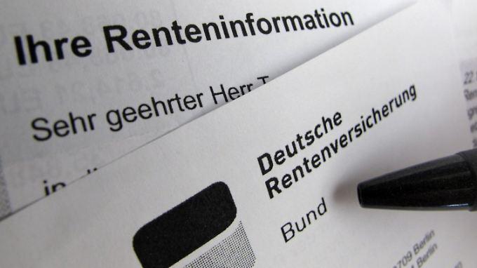 Intern nimmt die SPD ihr Rentenkonzept wichtiger als Überlegungen zu Hartz IV.