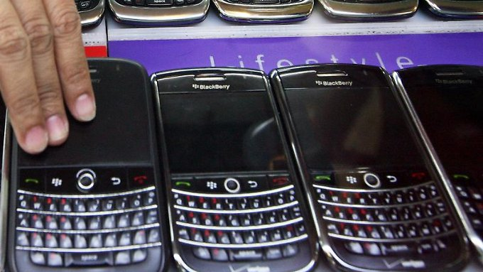 Einst Vorreiter, hat Blackberry heute allzu oft das Nachsehen.