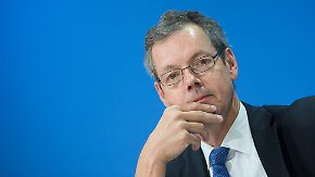Rettung von Pleitebanken: Bofinger will Reiche zur Kasse bitten