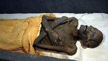 Mumien: Körper trotzen dem Verfall