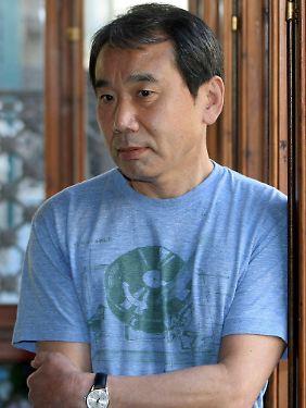 Ebenso der japanische Autor Haruki Murakami.