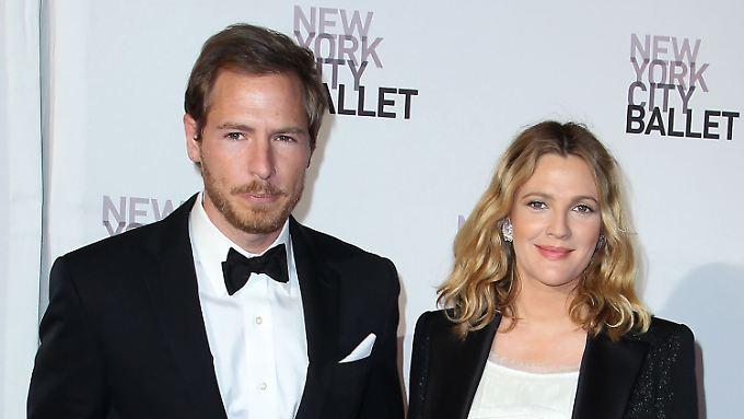 Drew Barrymore und ihr Ehemann Will Kopelman sind nun glückliche Eltern.