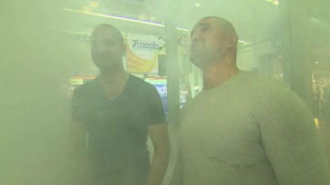 n-tv Ratgeber: Mit Nebel und Blitzen gegen Einbrecher