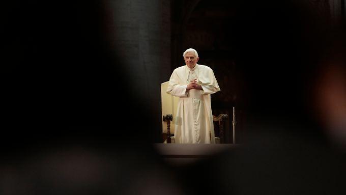 Der Papst gilt vielen als nicht fortschrittlich genug.