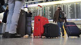 Fluggesellschaften sind bei Ausgleichszahlungen gelegentlich ein wenig zögerlich.