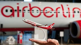 Air Berlin will künftig mit Air France kooperieren.