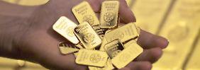 Goldpreis klettert.