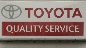 Defekte Fensterheber: Toyota ruft 7,5 Millionen Autos zurück