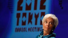 Mahnende Worte Richtung Europa: Lagarde räumt Athen mehr Zeit ein