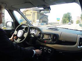 Für Individualisten: Kontrastfarben im Cockpit stehen bei einigen Kunden hoch im Kurs.