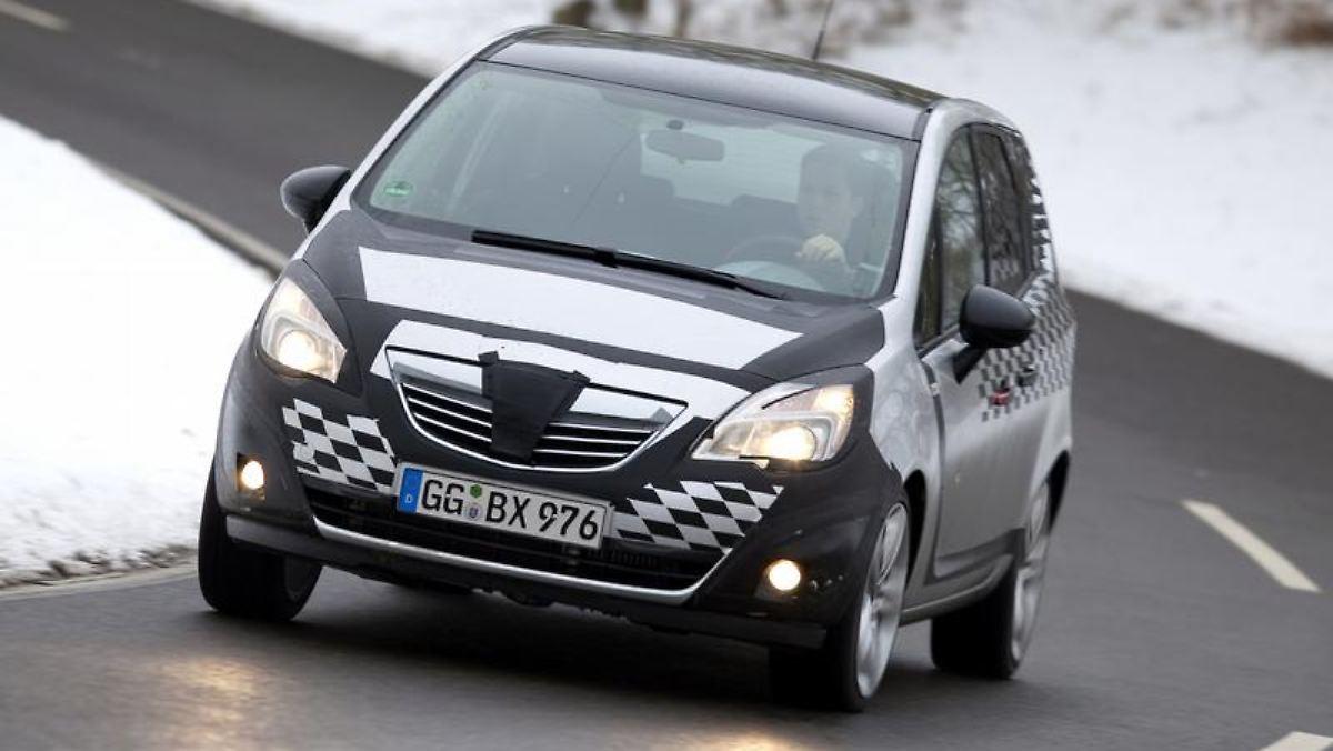 Opels meriva nicht mehr als opc schluss mit familien sport n - Roto dachfenster geht nicht mehr zu ...