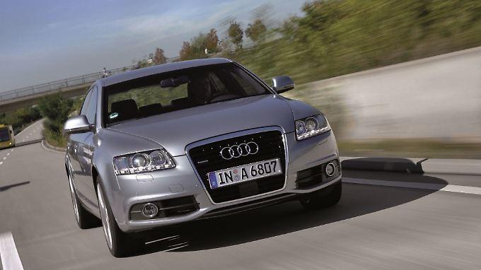 Der Audi A6 ist ein Muster an Zuverlässigkeit.