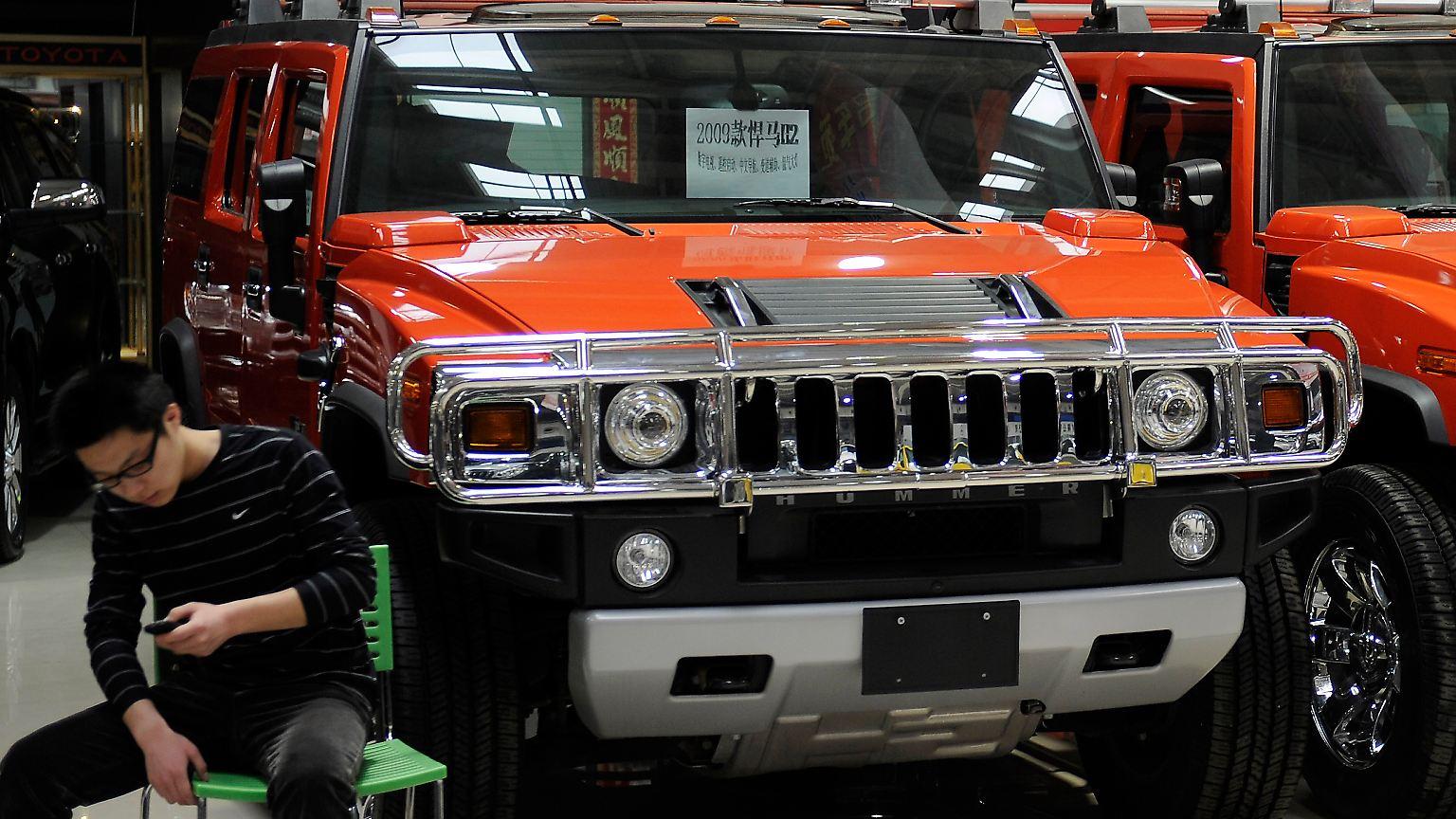 Zwei Angebote auf GM-Tisch: Hoffnung für Hummer - n-tv.de   gm hummer