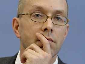 Beobachtet den Euro-Kurs derzeit besonders sorgfältig: EZB-Chefvolkswirt Jörg Asmussen.