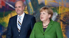Umstrittene Bankenaufsicht: Merkel tritt auf die Bremse