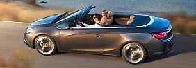 Der Opel Cascada geht eigenen Wege und unterscheidet sich deutlich von seinen kompakten Vorgängern.
