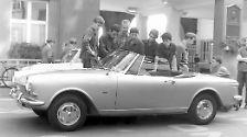 Opel ist offen für alle: Vom Kadett bis zum Cascada