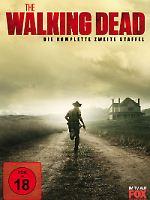"""Die 2. Staffel """"The Walking Dead"""" ist bei WVG/eOne erschienen."""
