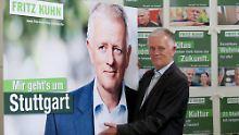 Die Stuttgarter könnten mit Kuhns Wahl erneut Geschichte schreiben.