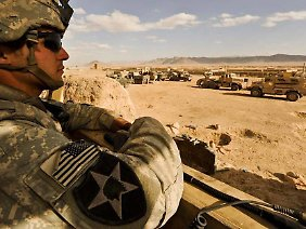 Raus aus Afghanistan im Jahr 2014.