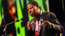 Seit 2006 an der Macht und nicht unumstritten: Benins Präsident Boni Yayi.