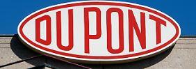 Zehn Millionen Dollar wirken bei DuPont wie eine hauchdünne Barriere.