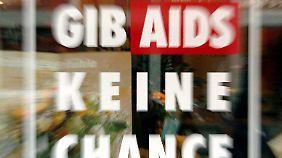 Forscher versprechen sich neue Chancen im Kampf gegen Aids.