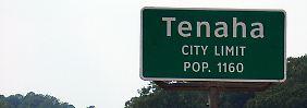 In den USA gilt ein Tempolimit - nicht nur in Ortschaften.