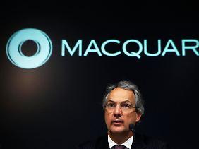 Mehr Überschuss, höhere Dividende: Macquarie-Chef Nicholas Moore (Archivbild).