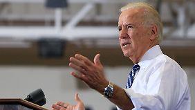 """Vizepräsident Joe Biden könnte bei einem Unentschieden im """"Electoral College"""" darauf hoffen, sein Amt zu behalten."""