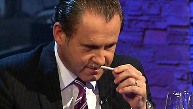 Wirbel um FDP-Politiker: Lindner kifft im TV
